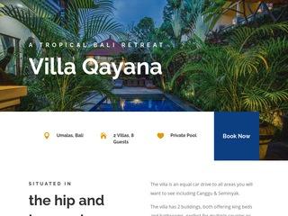Quyana Bali Villa