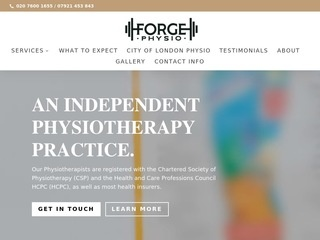 Forge Physio